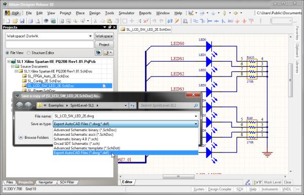 Schematic Save Files - Circuit Connection Diagram •